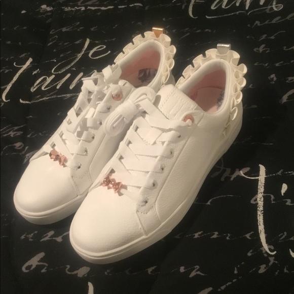 ted baker london astrina leather sneaker
